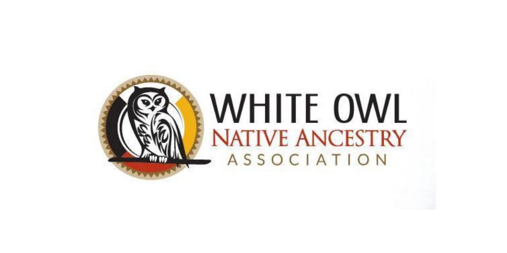 White Owl Native Ancestry logo